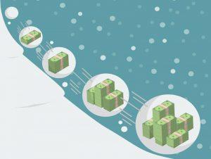 שיטת כדור השלג להתעשרות