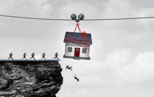 חלום הבית מתרחק מהאמריקאים